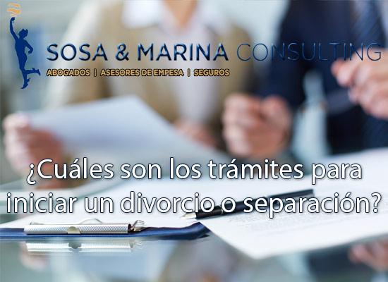Trámites para iniciar el divorcio o separación en Valladolid