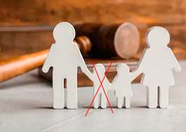 Motivos de deshederación del hijo